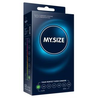 MY SIZE kondómy - 47 mm (10 ks)-1
