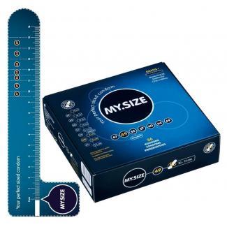 MY SIZE kondómy - 49 mm (36 ks)-1