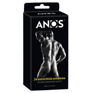 Anos kondómy - extra hrubé (12 ks)-1
