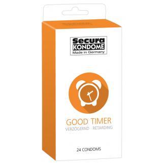 Secura Good Timer - kondómy (24ks)-1
