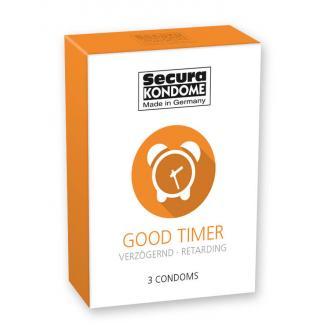Secura Good Timer kondomy (3ks)-1
