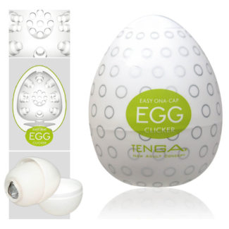 TENGA Egg Clicker vajíčko na orgazmus (masturbátor)-1