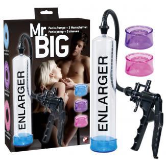 You2Toys Penis pump Mr. Big - pumpa na penis-1