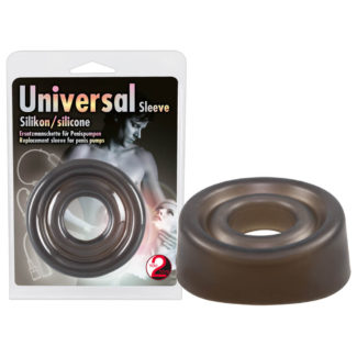 You2Toys Universal Sleeve - univerzálna náhradná silikónová manžeta (zadymená)-1