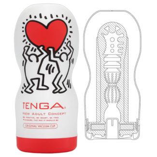 TENGA Keith Haring - Original Vacuum-1