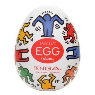 TENGA Keith Haring - Egg Dance (1 ks)-1