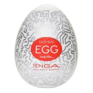 TENGA Keith Haring - Egg Party (1 ks)-1