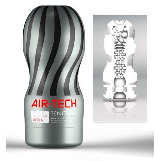 Tenga Air Tech Ultra - viackrát použiteľná sexuálna hračka (veľká)-1