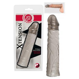 You2Toys XTension Sleeve transparent - návlek na penis (priehľadný)-1