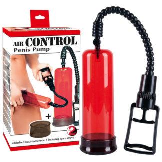 You2Toys Air Control Penis Pump - vákuová pumpa na penis-1
