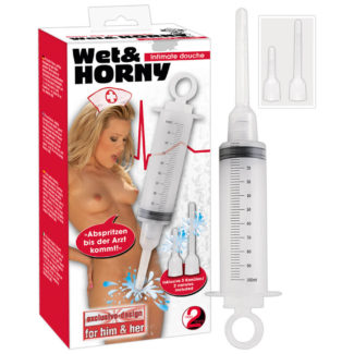 You2Toys Wet&Horny - intímna sprcha-1