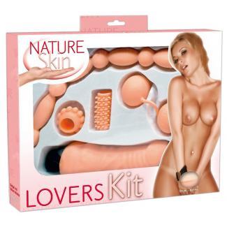 You2Toys Nature Skin Lovers Kit – súprava erotických pomôcok (5 dielna)-1