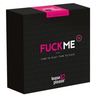 FuckMe - súprava erotických spoločenských hier (11 dielna)-1