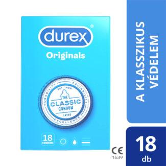 Durex Classic - kondómy (18ks)-1