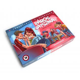 Hra vo dvojici – spoločenská hra pre dospelých (v maďarskom jazyku)-1