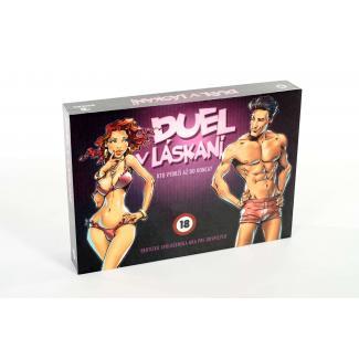 Duel v Láskaní - spoločenská hra (v slovenskom jazyku)-1