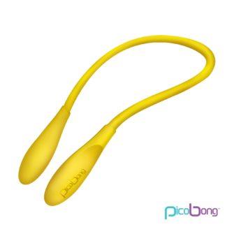 Picobong Transformers – unisex vibrátor (žltý)-1