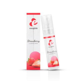 EasyGlide Strawberry - jahodový lubrikant na báze vody (30ml)-1