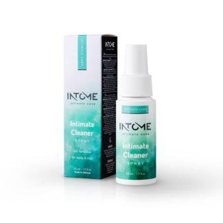 Intome - intímny čistiaci sprej s osviežujúcim a hydratačným účinkom (50ml)-1