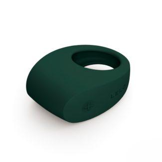 LELO Tor 2 – vibračný krúžok na penis (zelený)-1