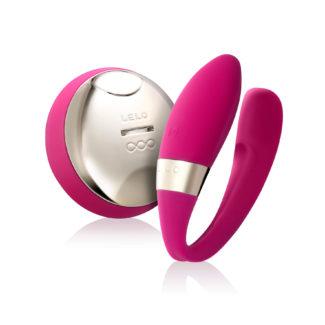 LELO Tiani 2 – silikónový vibrátor pre páry (pink)-1