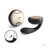 LELO Ida – rotačný párový vibrátor (čierny)-1