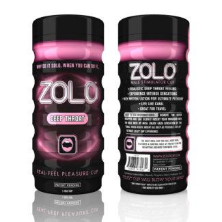 ZOLO Deep Throat - masturbátor-1