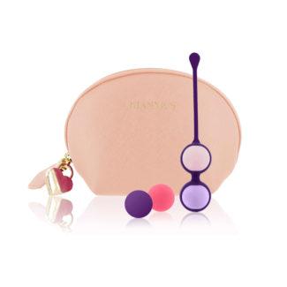 Riannes Essentials Pussy Playballs - venušine guličky (sada)-1