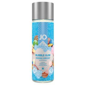 JO Candy Shop Bubble Gum - lubrikant na báze vody (60ml) - žuvačka-1